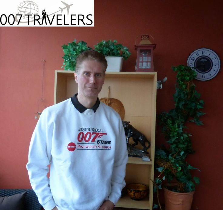 007 TRAVELERS: 007 Item: Albert R. Broccoli 007 Stage Pinewood st...