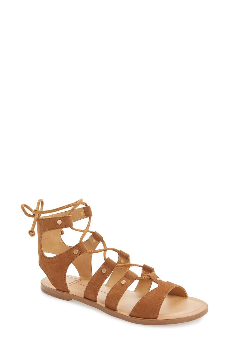 These elaborate, strappy sandals give a boho vibe to any ensemble.