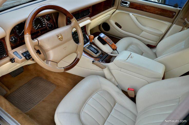 Jaguar XJ6 4,0 Sovereign X300