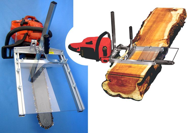 Granberg Chainsaw Mill G777 | A Great Personal Mill