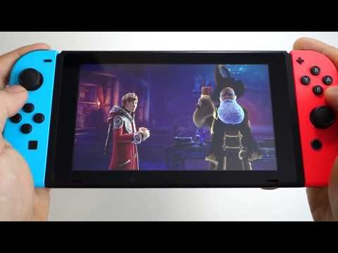 Nine Parchments - Nintendo Switch gameplay - Andrasi.ro