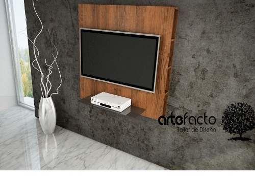 centro de entretenimiento para pantalla plana wallstand