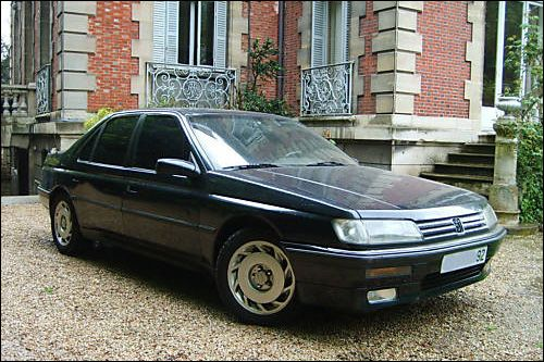 La Peugeot 605 la plus chère du monde