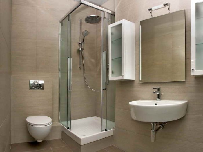 Best Of Showers for Small Spaces