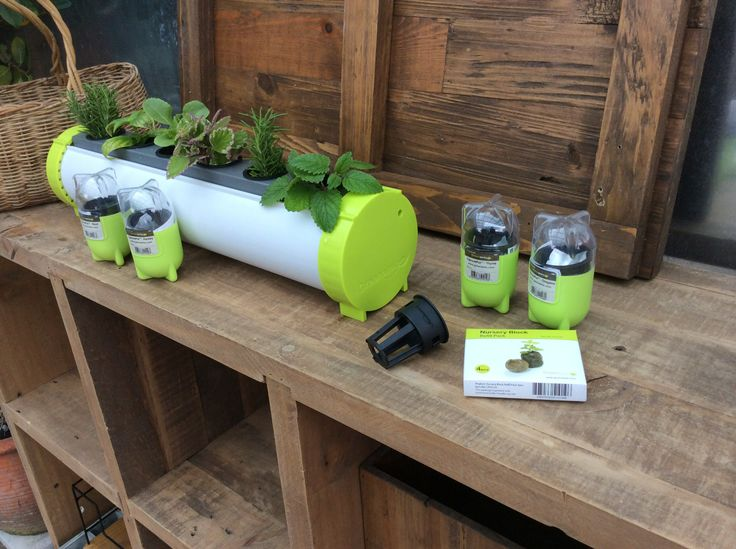 The 25 Best Hydroponics Kits Ideas On Pinterest Indoor Grow Kits Hydroponic Herb Garden And