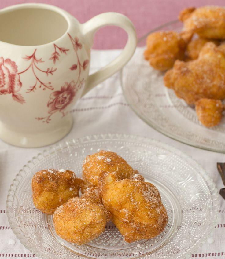 #receta semana santa BUÑUELOS DE VIENTO dulces tradicionales #repostería #yummy