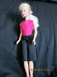 Barbie doll outfit #5