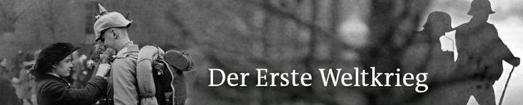 Sendungen - Erster Weltkrieg :: Tipps | SWR.de