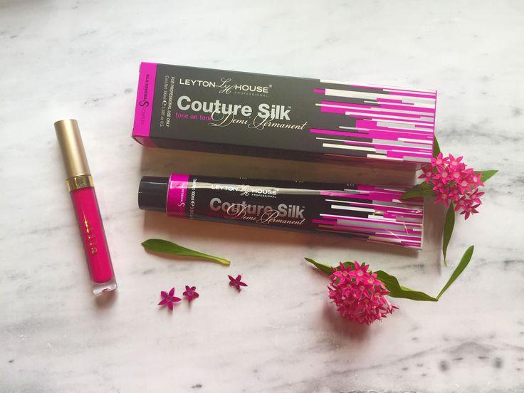 Couture Silk Demi Permanent Colour. Product Brand Flatlay