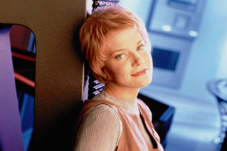 Star Trek: Voyager Actress Jennifer Lien Arrested