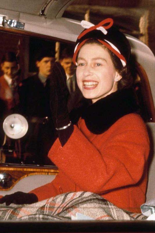 Queen Elizabeth II, 1964