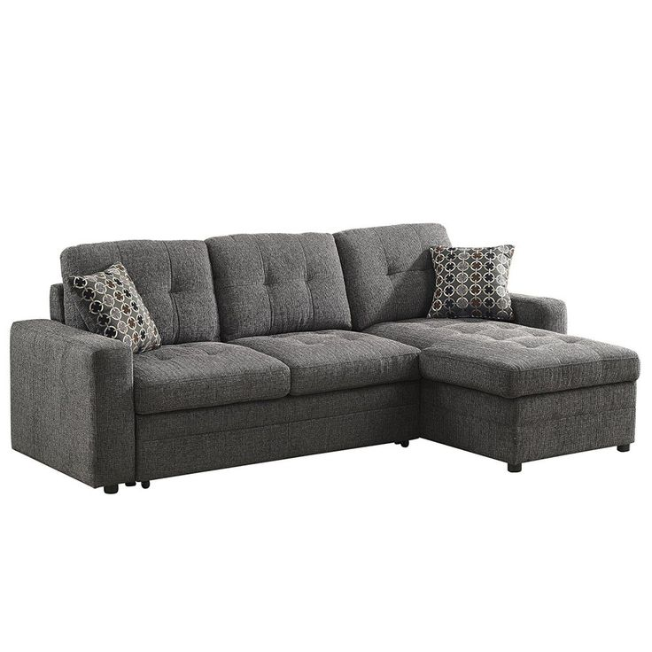 L Shaped Pull Out Couch   Sectional sleeper sofa, Sleeper ...