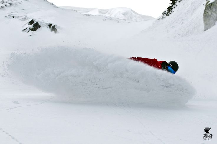 #snowboarding #powder #shot #tylas