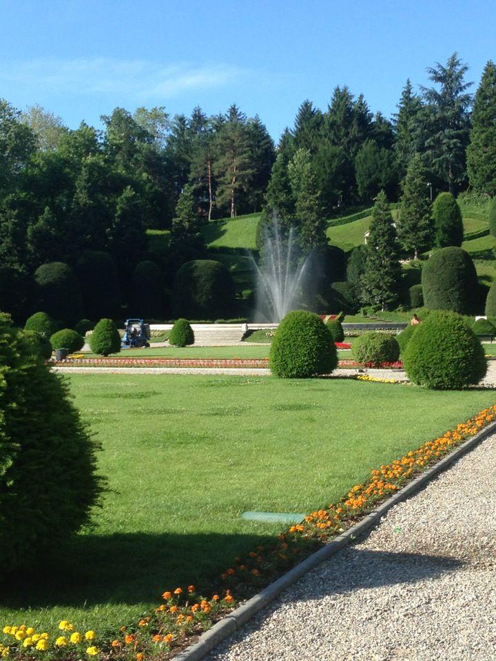 Giardini Estensi nel Varese, Lombardia