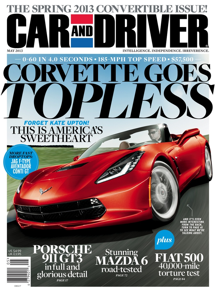 9 best covers images on pinterest car and driver magazine covers have you read our may issue yet download it now on any device fandeluxe Images
