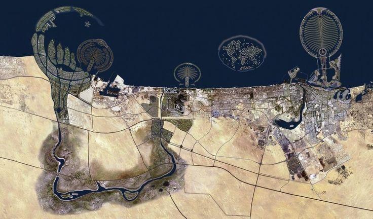 Причудливая архитектура и другие невероятные сооружения Дубая - Путешествуем вместе