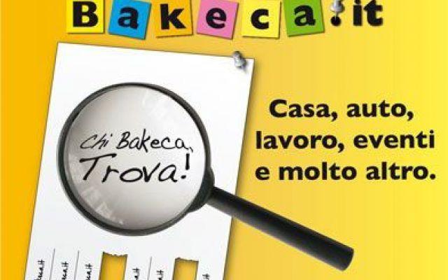 Ridisegnato il sito di Bakeca, ecco le novità Per il suo decimo anniversario, il sito di Bakeca si rinnova con un nuovo stile. Chi non conosce Bakeca, il portale di annunci gratuiti più conosciuto in Italia, e questo successo che ha spinto verso #bakeca #sito #venditaonline