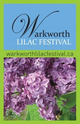 May 25 - June 3, 2012 Warkworth Lilac Festival. For all essential info: http://www.summerfunguide.ca/events/3143/warkworth-lilac-festival.html #summer #fun #ontario #festival #lilac