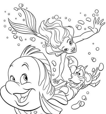 disney colouring pages
