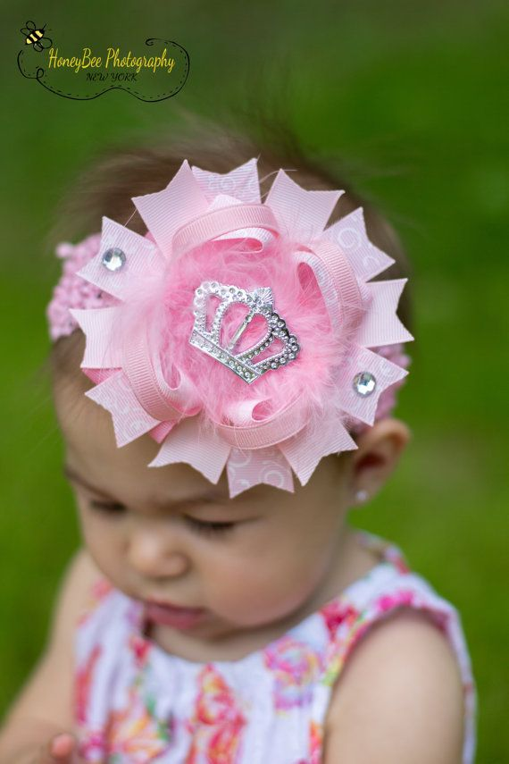 how to make baby bling headbands