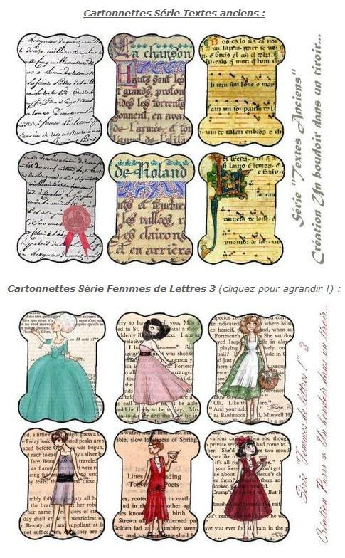 "Vintage Style ""Cartonnettes"" / http://aurorebbb.canalblog.com/archives/2011/11/19/22730454.html"