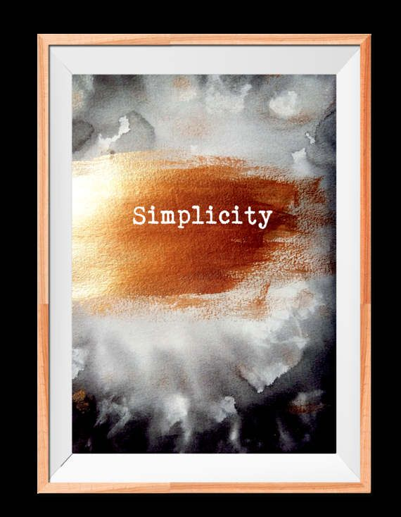 Set of 3 watercolor and copper paintings. SIMPLICITY | EMPATHY | SERENITY  Hand painted watercolor drawing. Abstract art Instant download: High resolution .jpeg ready to be printed on any size  Check out the boho feathers set as well: https://www.etsy.com/listing/501372204/set-of-3-posters-instant-download-native?ref=shop_home_active_2  ZuskaArt : artwork | watercolor painting | art prints | canvas art | framed art | canvas painting | watercolour | art prints | a...