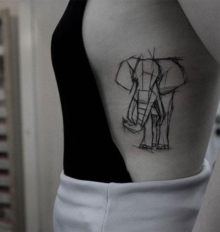 20 ideias incríveis para quem quer uma tatuagem na costela