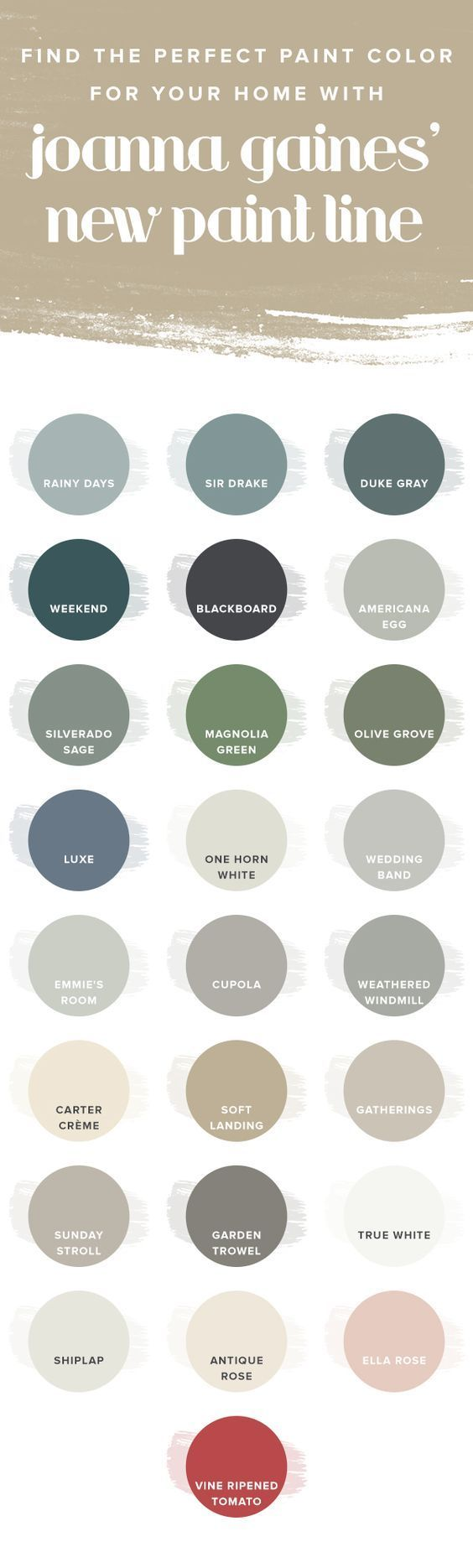 Color crimson on pinterest style guides painted -  Fixer Upper Joanna Gaines Latest News May Bring Her Into Your Home