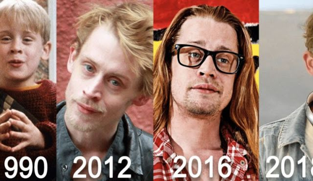 Macaulay Culkin Became Famous For His Role As Kevin
