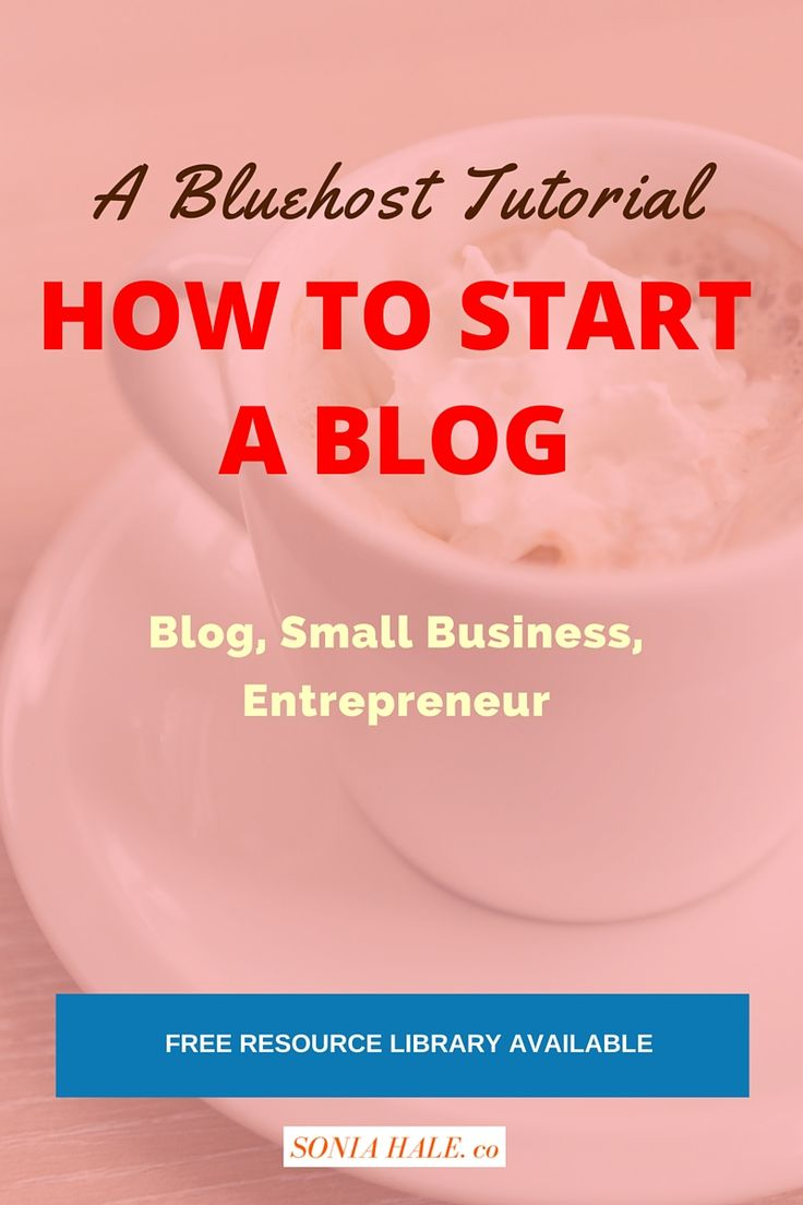 Click Through >>>> A Step-by-Step Bluehost Tutorial: How to Start a Blog