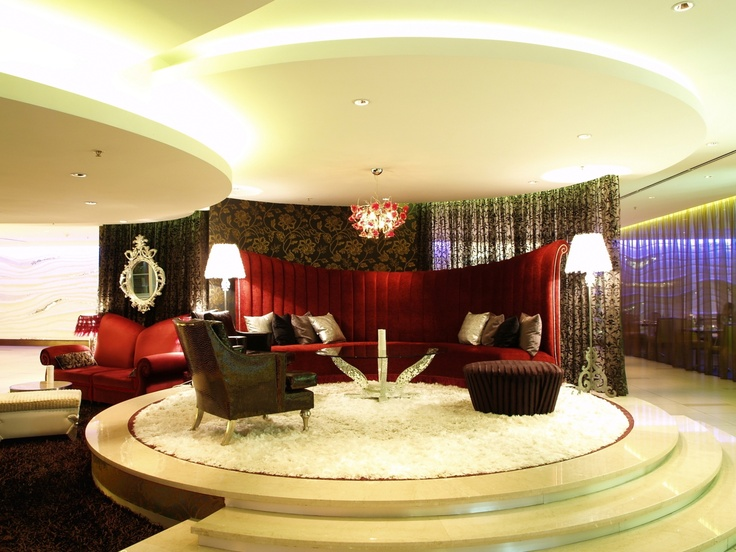 Hotel - Crowne Plaza Johannesburg - The Rosebank - Another part of our lobby
