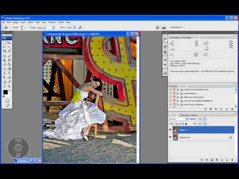 how to make black and whit ephoto newspaper print photoshop