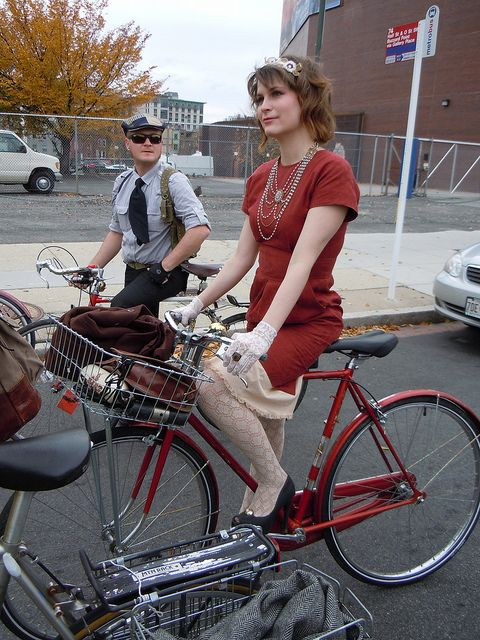 Tweed Ride Red | Flickr - Photo Sharing!