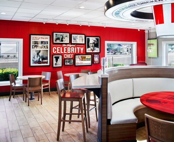 Best fast casual images on pinterest diners