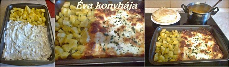 Tepsis-sajtos csirkemell recept  Elkészítés: A csirkemellet vékony szeletekre vágjuk, megsózzuk. Nem kell klopfolni. A hússzeleteket lisztbe, majd a felvert tojásokba, végül a reszelt sajtba forgatjuk, hogy a sajt a teljes felületére ráragadjon, de nem kell vastagon. A beforgatott szeleteket kizsírozott tepsiben szorosan egymás mellé pakoljuk. Meglocsoljuk a tejszínnel a húsokat, hogy mindenhol érje. A tepsit sütőbe toljuk, és megsütjük, hogy szép aranypiros legyen a teteje.