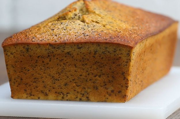 Yes, This Lemon Poppy Seed Bread Is Totally Gluten-Free