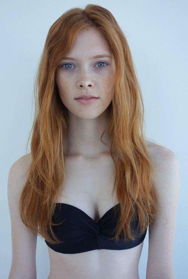 Lillian 18 redhead