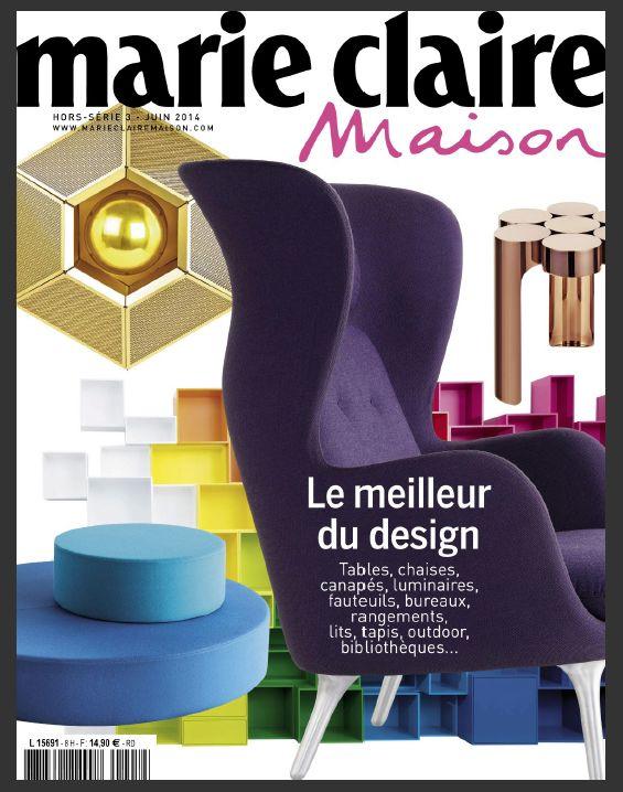 Le meilleur du design par Marie Claire Maison