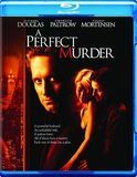 A Perfect Murder [Blu-ray] [Eng/Fre/Spa] [1998]