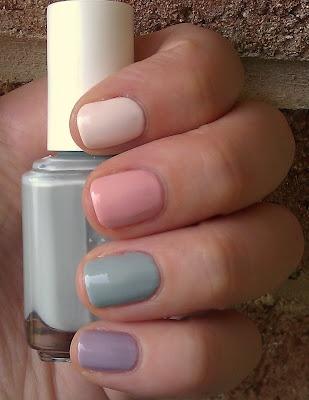 Essie bridal '12Mint Green, Beautiful Ideas, Hair Skin Nails Pretty, Pastel Rainbows, Accepted Collection, Nails Ideas, Pastel Nails, Collection 2012, Pastel Colors