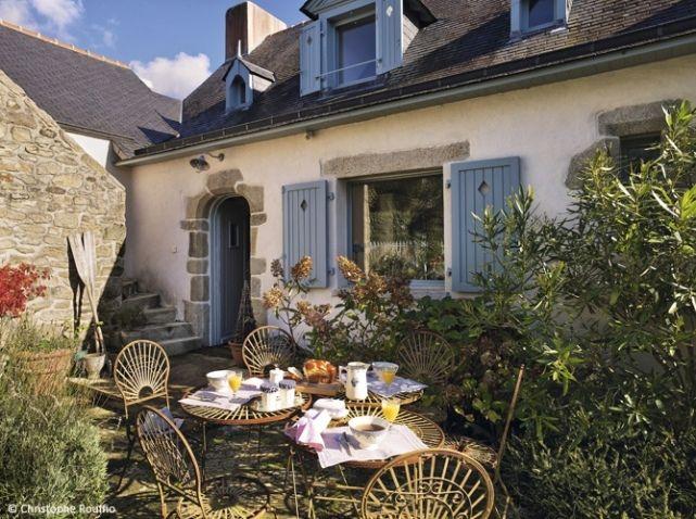 Maison de vacances Bretagne