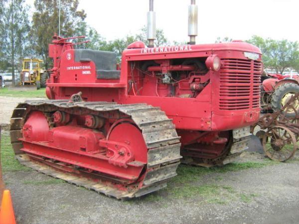 INTERNATIONAL-TD6    Classic Tractors   Classic tractor, Tractors