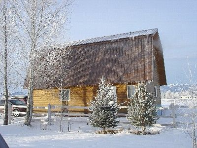 GRAND TETONS | DRIGGS IDAHO | VRBO.com #337860ha - Charming Cabin & Barn - Great Location!