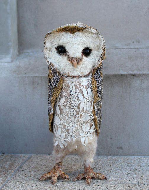 Animalarium: owls