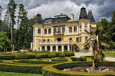 Betliar Castle, Slovakia