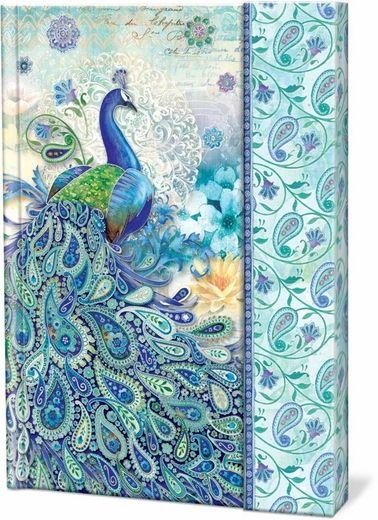 Paisley Peacock Journal