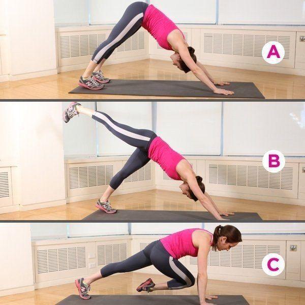 Комплексная гимнастика для похудения