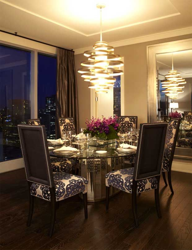 Interior By J Alexander Donovan  Decor Toronto For The Ritz Carlton Modern Home Designhome