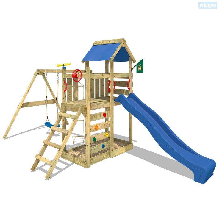 Lovely Spielturm Wickey MultiFlyer