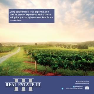 Charlottesville Real Estate The Real Estate III Weekly January 4, 2018